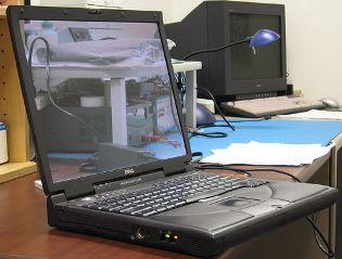A computer (credit: http://www.flickr.com/photos/amagill/